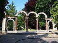 Lwów - Park Stryjski - Brama 01.JPG