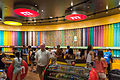 M&M's World interior, Las Vegas.jpg