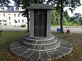 Märkisch Buchholz Denkmal Weltkriege linke Seite.JPG