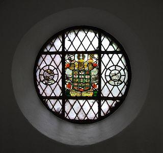 Märkisches Museum Berlin - stained glass window