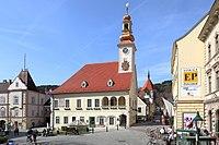 Mödling - altes Rathaus (1).JPG