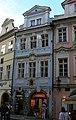 Měšťanský dům U černého medvěda, U Salvátora (Malá Strana), Praha 1, Mostecká 4, Malá Strana.JPG