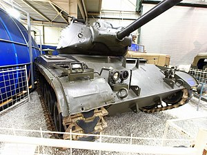 M41 Walker Bulldog at Sinsheim pic1.JPG