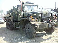 M54 5-ton 6x6 truck - Wikipedia