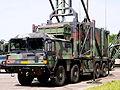 MAN truck of the Royal Netherlands Army with TRML -Telefunken Radar Mobil Luftraumüberwachung, pic3.JPG