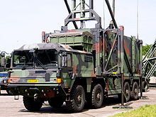 MAN truck of the Royal Netherlands Army with TRML -Telefunken Radar Mobil Luftraumüberwachung, pic3.JPG