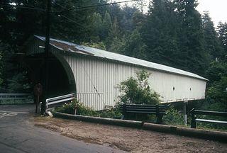California Powder Works Bridge