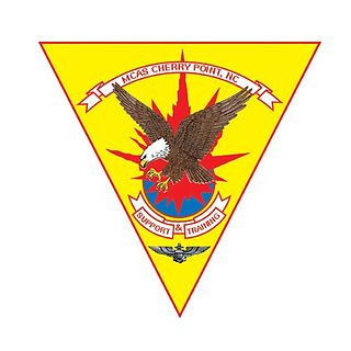 Marine Corps Air Station Cherry Point human settlement in North Carolina, United States of America