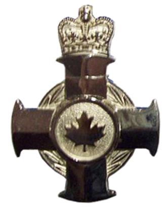 Meritorious Service Cross - The Meritorious Service Cross
