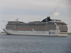 MSC Magnifica Port Side Tallinn 1 August 2012.JPG