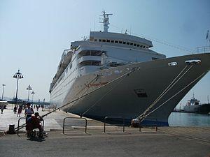MS Marella Dream Wikipedia - The thomson dream cruise ship