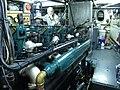 MV Westward - Hugh Reilly in engine room 02.jpg
