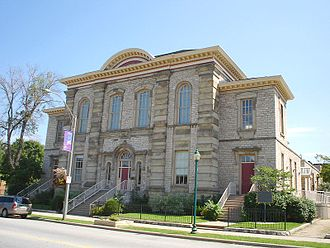 Windsor, Ontario - Mackenzie Hall
