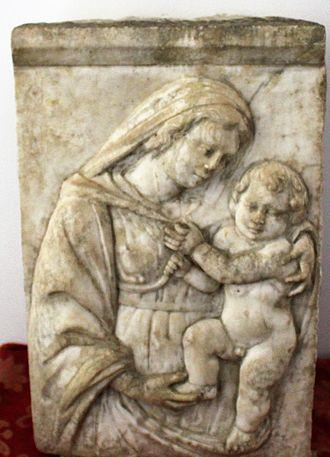James Beck (art historian) - Madonna di Agliano scoperta da Jame Beck