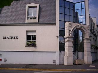 Magenta, Marne - Image: Magenta mairie