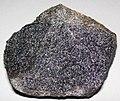 Magnetite-garnet-quartz meta-iron formation (Archean; Quad Creek section - Beartooth Highway roadcut, Beartooth Mountains, Montana, USA) 2 (15032970799).jpg