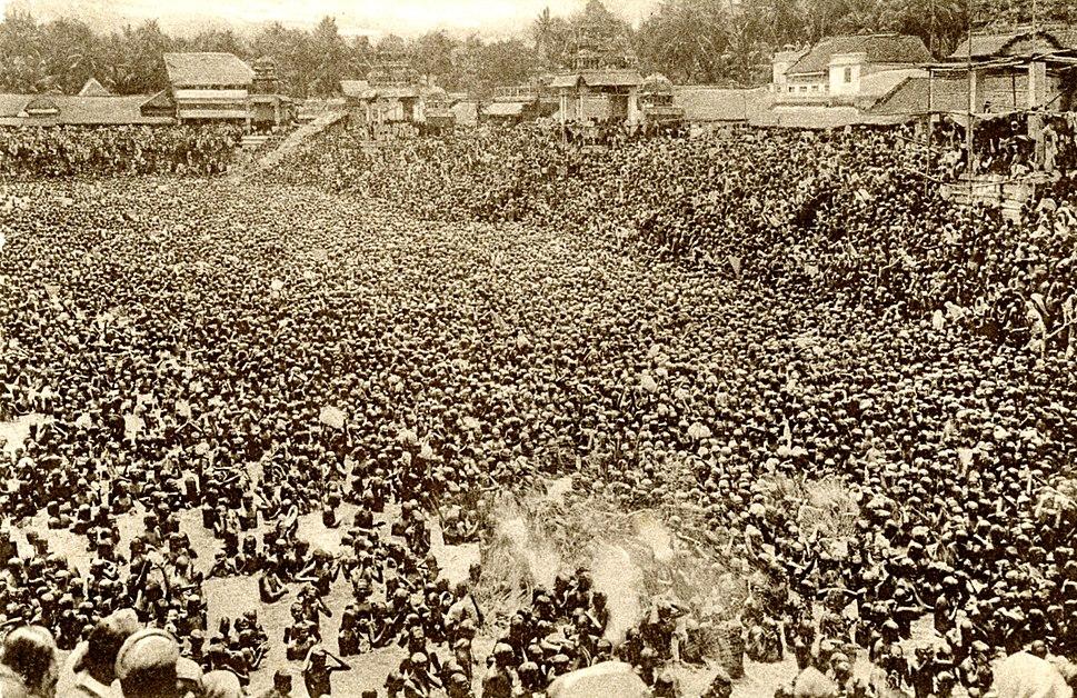 Mahamaham Festival in Kumbakonam