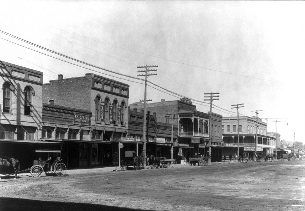 10 Vintage Photos Of Texas From The Early 1900s
