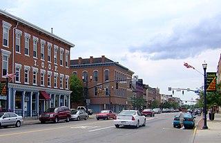 Circleville, Ohio City in Ohio, United States