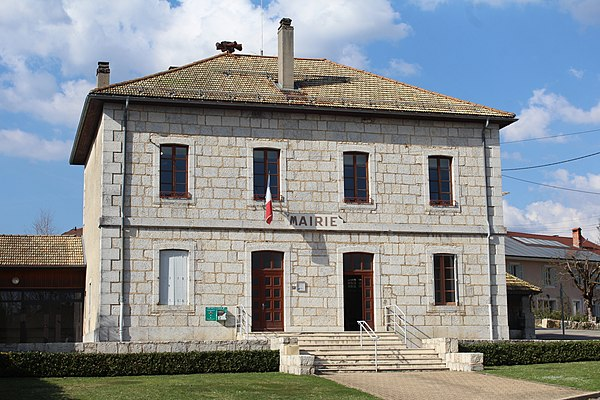 Photo de la ville Échallon