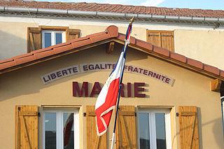 Arvigna Commune in Occitanie, France