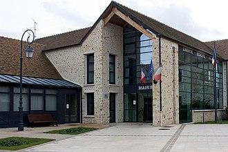 Bondoufle - The town hall