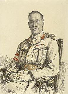 Herbert Watts British general