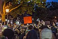 Malcolm X Sign - Philando Castile Protest (28204971055).jpg