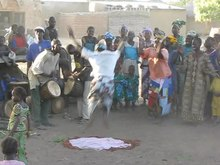 File:Mali Village Dance.ogv