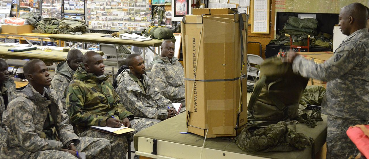 Malian Defense soldiers learn logistics with U.S. Army Special Forces - Flickr - US Army Africa.jpg