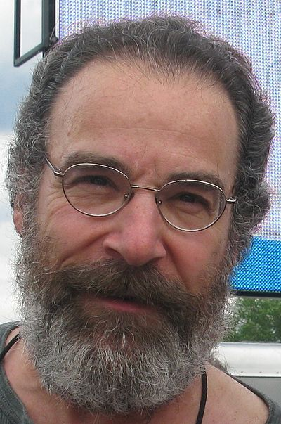 Picture of a band or musician: Mandy Patinkin