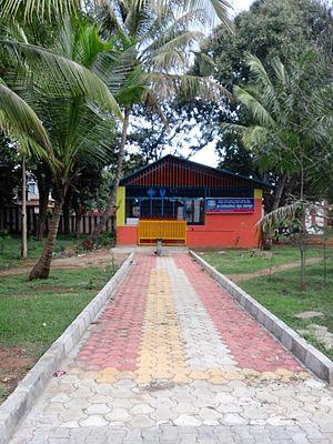 Mandya - Veeranjaneya Temple
