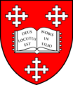 Mansfield College Crest.png