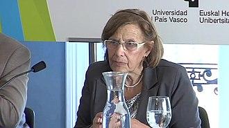 Manuela Carmena - Carmena in 2013