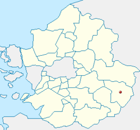 Location of Yeoju