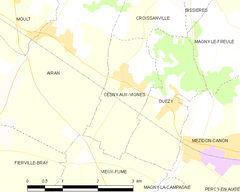 Map commune FR insee code 14149.png