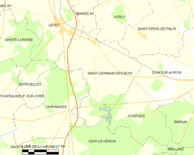 Map commune FR insee code 18212.png