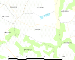 Map commune FR insee code 33121.png