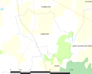Map commune FR insee code 35148.png