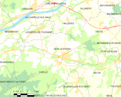 Map commune FR insee code 37014.png