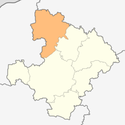 Map of Kubrat municipality (Razgrad Province).png