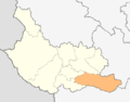 Map of Rila municipality (Kyustendil Province).png