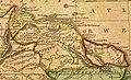 Mapa de Venezuela, la Guayana Británica, la Guayana Holandesa y la Guayana Francesa cerca de 1821.jpg
