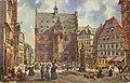 Marburg, Rathaus mit Marktplatz. (196B) (NBY 418363).jpg