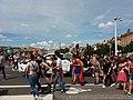 Marche des Fiertés 2018 à Lyon - Pont Bonaparte - Cortège 16.jpg