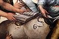 Marco c.d. bigio (forse giomo del sodoma) e niccolò sciolti, concerto d'angeli, 1548-51 (siena, opera) 04 libro musicale.jpg