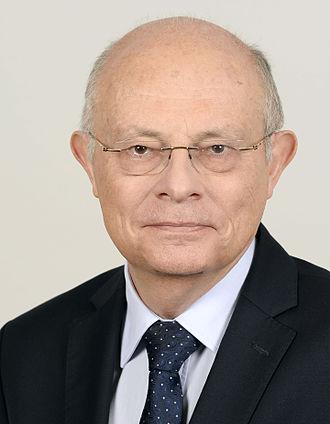 Marek Borowski - Image: Marek Borowski Kancelaria Senatu 2015