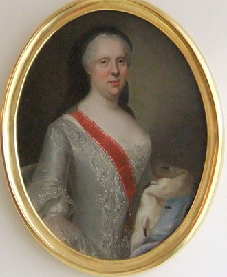 Margravine Albertina Frederica of Baden-Durlach - Image: Margravine Albertina Frederica of Baden Durlach