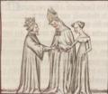 Mariage de philippe auguste ingeburge de danemark.png