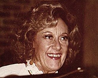 Marian McPartland - Jazz pianist Marian McPartland at the Village Jazz Lounge in Walt Disney World